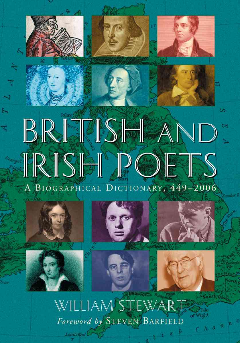 British and Irish Poets By Stewart, William/ Barfield, Steven (FRW)